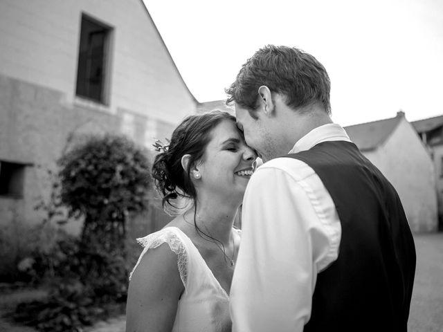 Le mariage de Quentin et Elise à Rochefort-sur-Loire, Maine et Loire 65