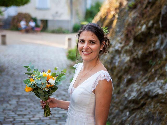 Le mariage de Quentin et Elise à Rochefort-sur-Loire, Maine et Loire 69