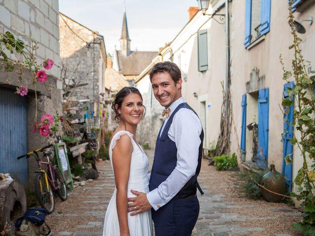 Le mariage de Quentin et Elise à Rochefort-sur-Loire, Maine et Loire 70