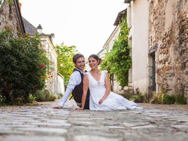 Le mariage de Quentin et Elise à Rochefort-sur-Loire, Maine et Loire 71