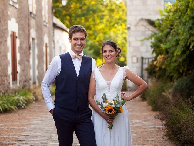 Le mariage de Quentin et Elise à Rochefort-sur-Loire, Maine et Loire 72