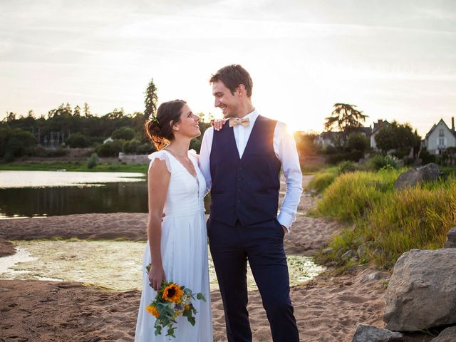 Le mariage de Quentin et Elise à Rochefort-sur-Loire, Maine et Loire 75