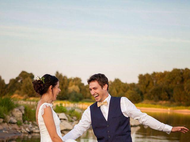 Le mariage de Quentin et Elise à Rochefort-sur-Loire, Maine et Loire 77