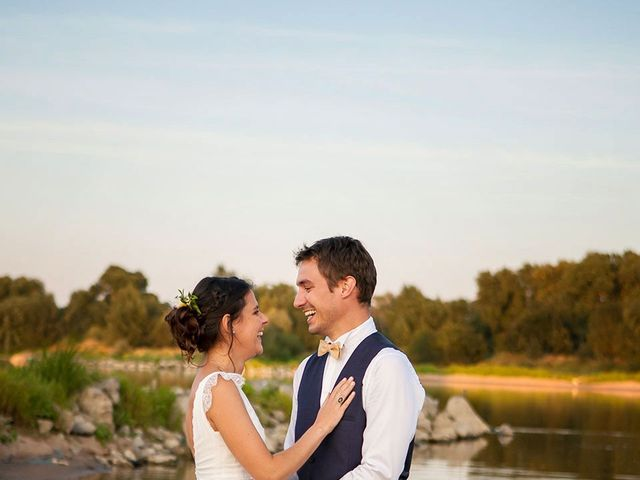 Le mariage de Quentin et Elise à Rochefort-sur-Loire, Maine et Loire 78