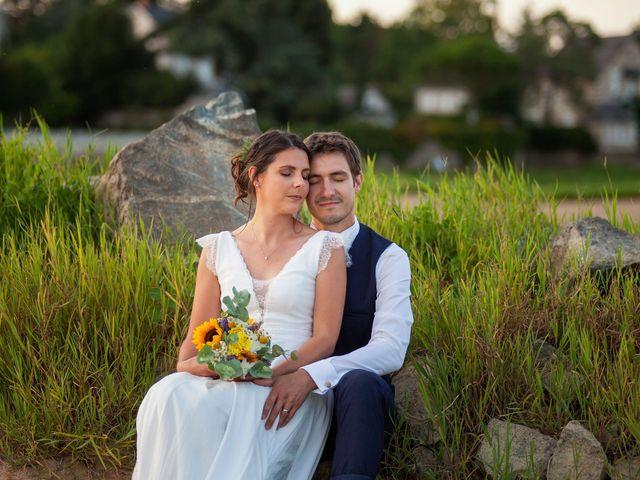Le mariage de Quentin et Elise à Rochefort-sur-Loire, Maine et Loire 81