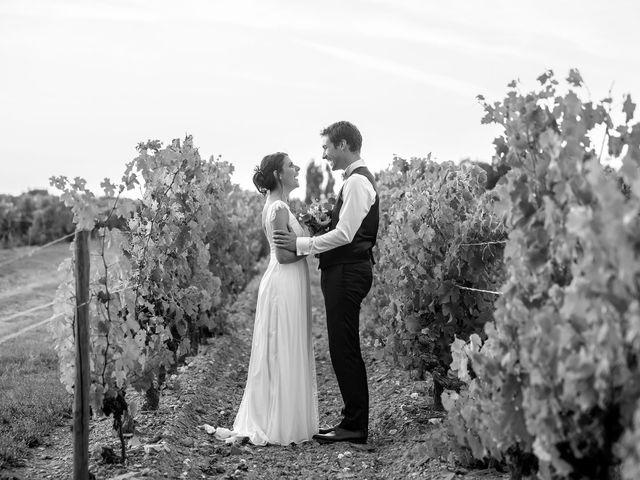 Le mariage de Quentin et Elise à Rochefort-sur-Loire, Maine et Loire 86