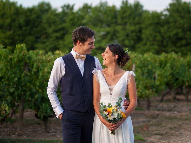 Le mariage de Quentin et Elise à Rochefort-sur-Loire, Maine et Loire 87