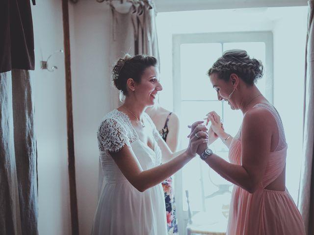 Le mariage de Yohann et Marine à Belley, Ain 1