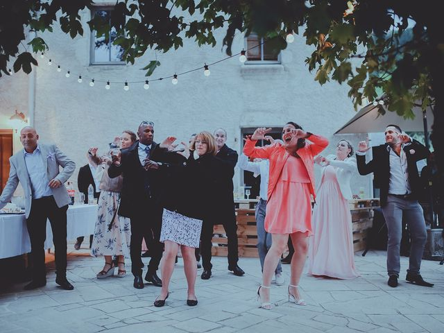 Le mariage de Yohann et Marine à Belley, Ain 72