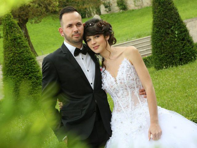 Le mariage de Benjamin et Charlène  à Dole, Jura 17