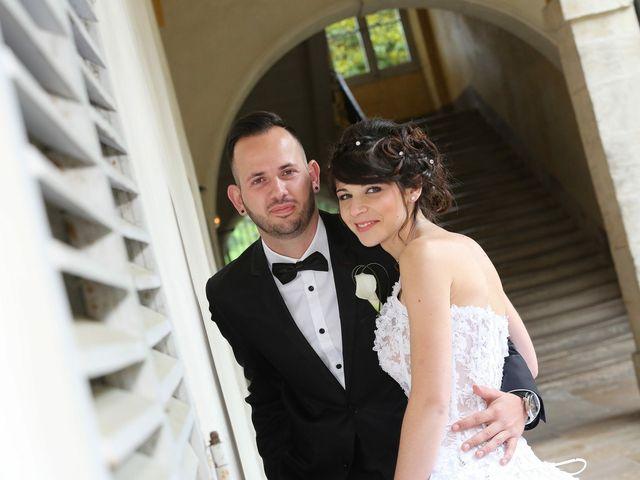 Le mariage de Benjamin et Charlène  à Dole, Jura 1