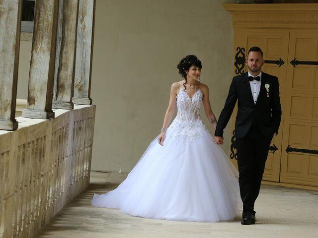 Le mariage de Benjamin et Charlène  à Dole, Jura 2