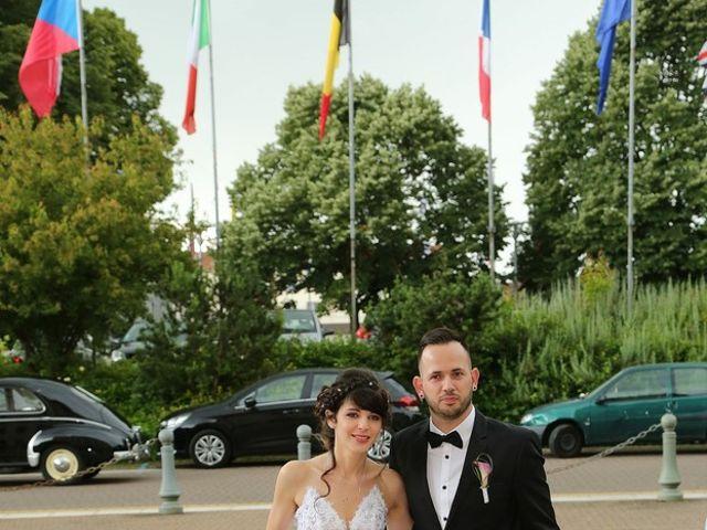 Le mariage de Benjamin et Charlène  à Dole, Jura 27