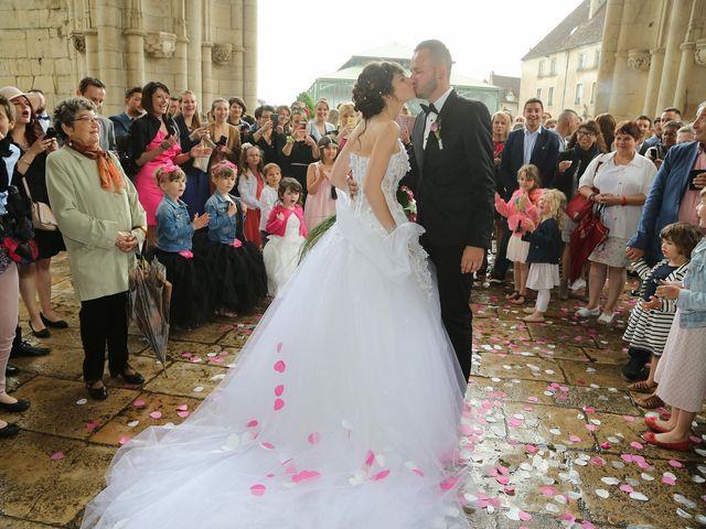 Le mariage de Benjamin et Charlène  à Dole, Jura 33