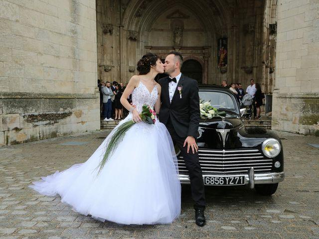 Le mariage de Benjamin et Charlène  à Dole, Jura 34
