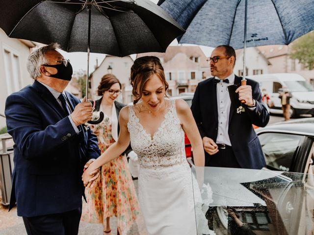 Le mariage de Mikael et Anaïs à Issenheim, Haut Rhin 31