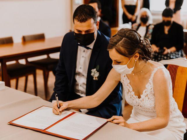 Le mariage de Mikael et Anaïs à Issenheim, Haut Rhin 43