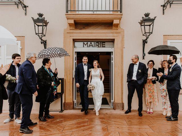Le mariage de Mikael et Anaïs à Issenheim, Haut Rhin 47