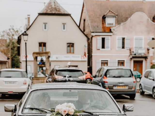 Le mariage de Mikael et Anaïs à Issenheim, Haut Rhin 49