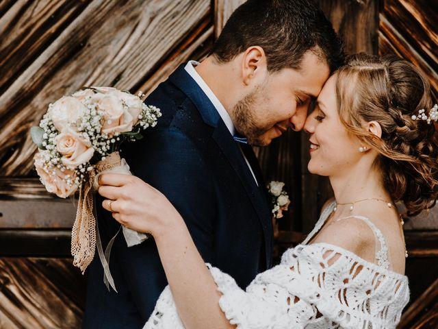 Le mariage de Mikael et Anaïs à Issenheim, Haut Rhin 52