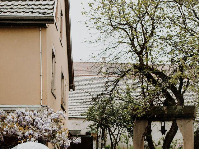 Le mariage de Mikael et Anaïs à Issenheim, Haut Rhin 59