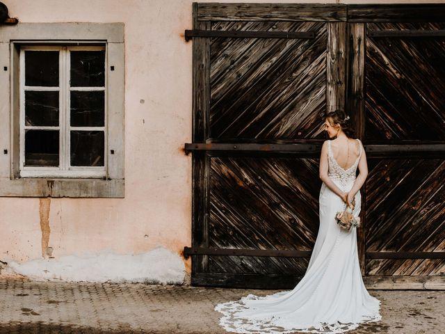 Le mariage de Mikael et Anaïs à Issenheim, Haut Rhin 64