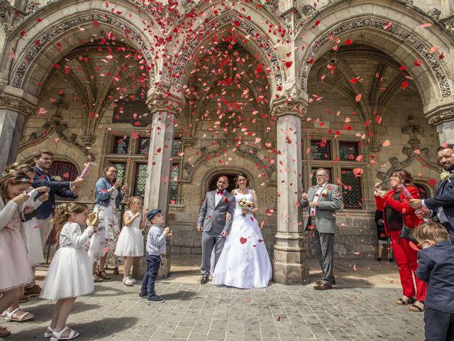 Le mariage de Vincent et Charlotte à Saint-Quentin, Aisne 43