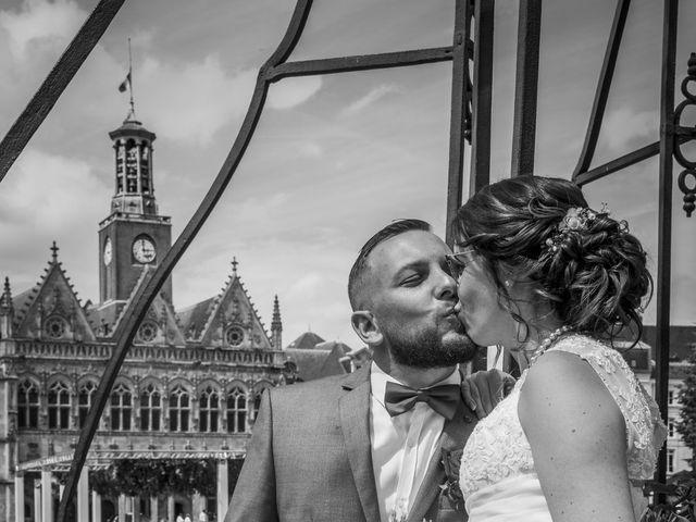 Le mariage de Vincent et Charlotte à Saint-Quentin, Aisne 50