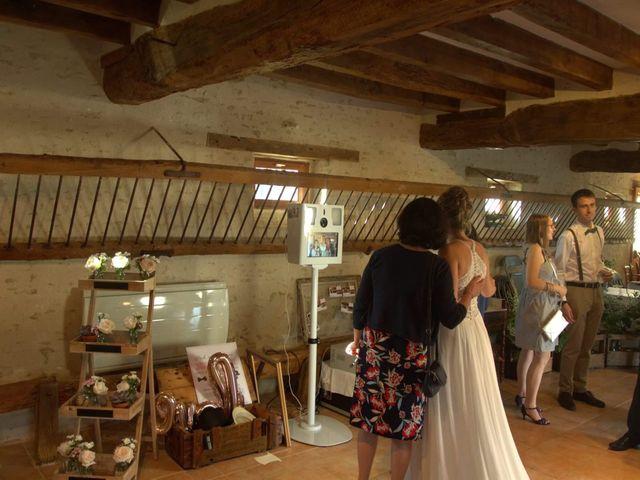 Le mariage de Jerome et Sandrine à Douadic, Indre 21