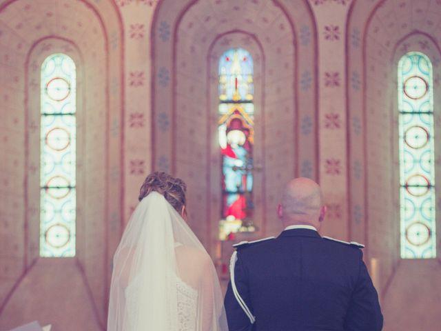 Le mariage de Jerome et Sandrine à Douadic, Indre 1