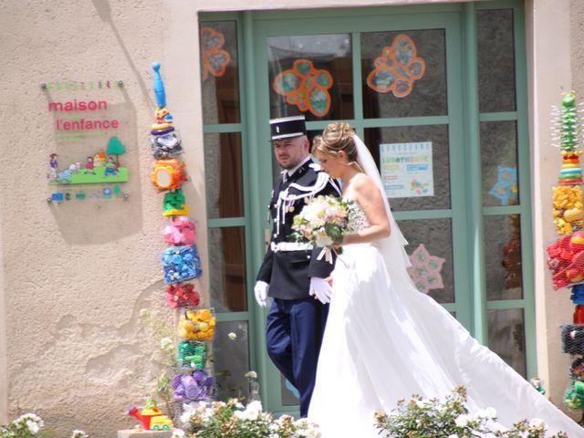 Le mariage de Jerome et Sandrine à Douadic, Indre 32