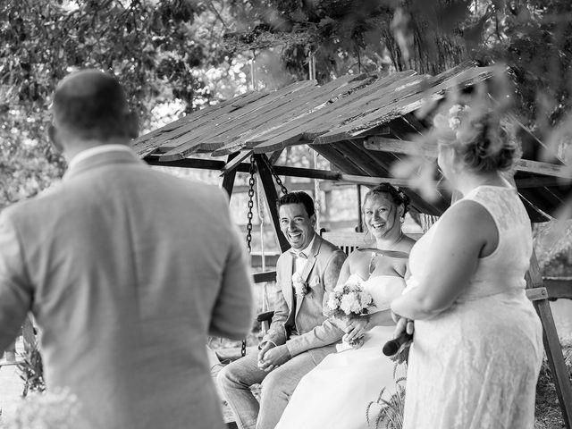 Le mariage de Lucas et Élise à Ingrandes, Maine et Loire 2