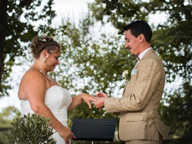 Le mariage de Lucas et Élise à Ingrandes, Maine et Loire 5