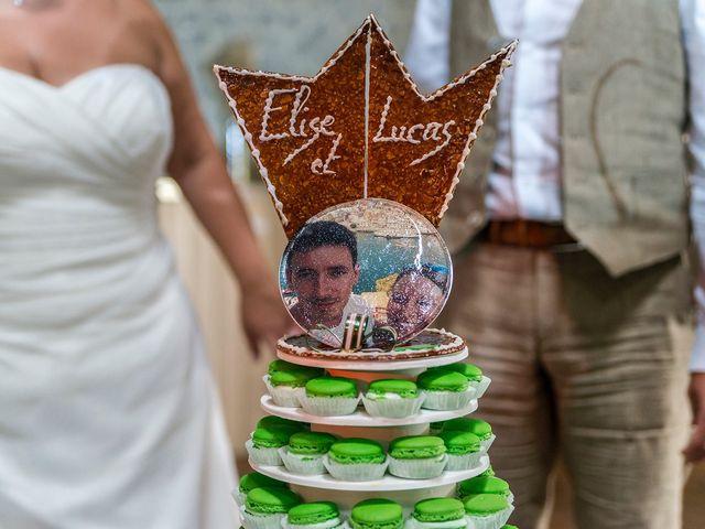 Le mariage de Lucas et Élise à Ingrandes, Maine et Loire 10