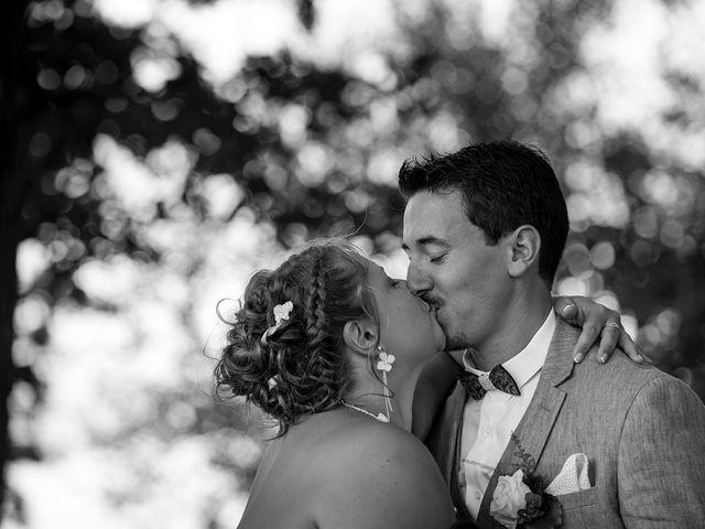 Le mariage de Lucas et Élise à Ingrandes, Maine et Loire 11
