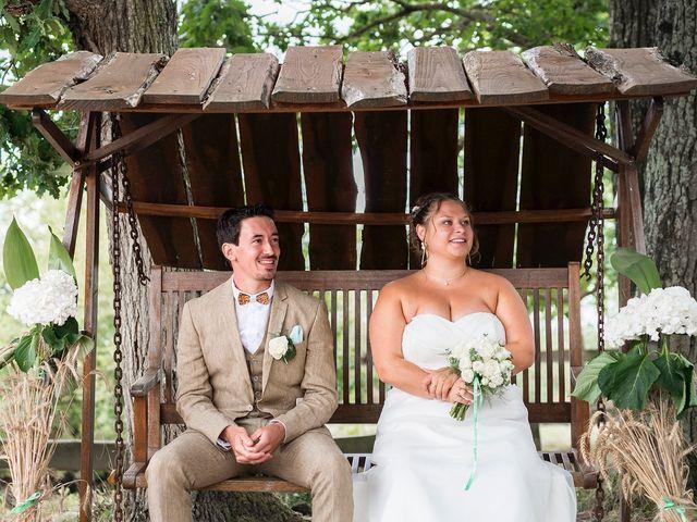 Le mariage de Lucas et Élise à Ingrandes, Maine et Loire 15
