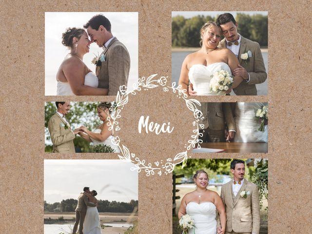 Le mariage de Lucas et Élise à Ingrandes, Maine et Loire 16