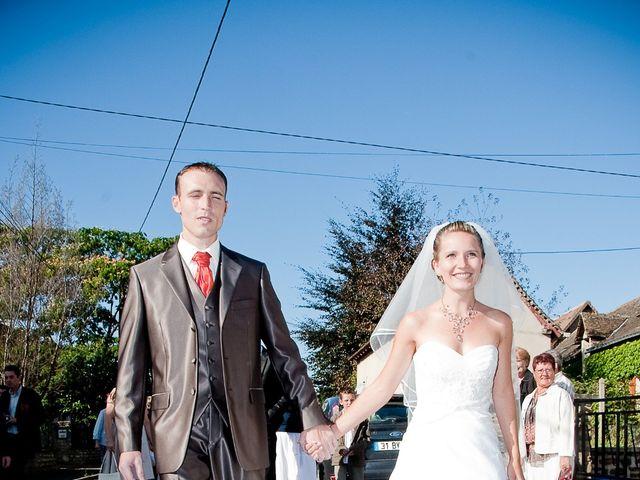 Le mariage de Ludovic et Charlène à Condé-sur-Sarthe, Orne 8
