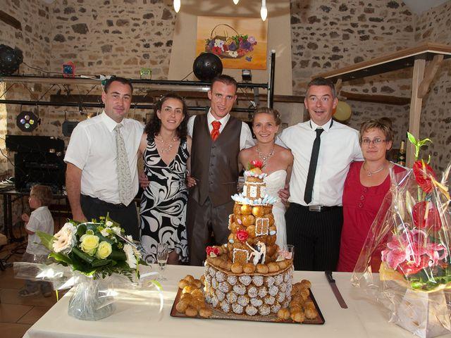 Le mariage de Ludovic et Charlène à Condé-sur-Sarthe, Orne 13