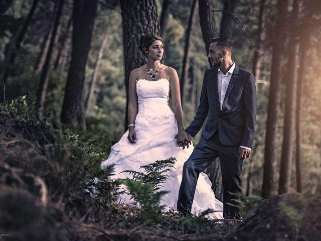 Le mariage de Antoine et Clarisse à Ribes, Ardèche 2