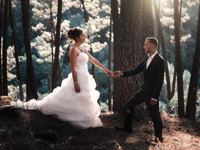 Le mariage de Clarisse et Antoine