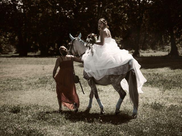 Le mariage de Antoine et Clarisse à Ribes, Ardèche 3