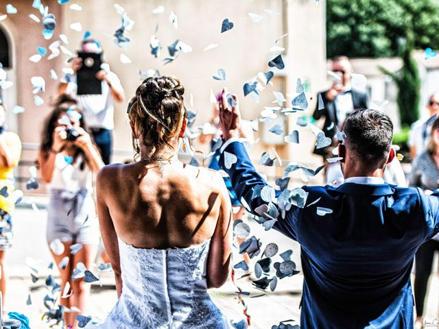 Le mariage de Antoine et Clarisse à Ribes, Ardèche 11