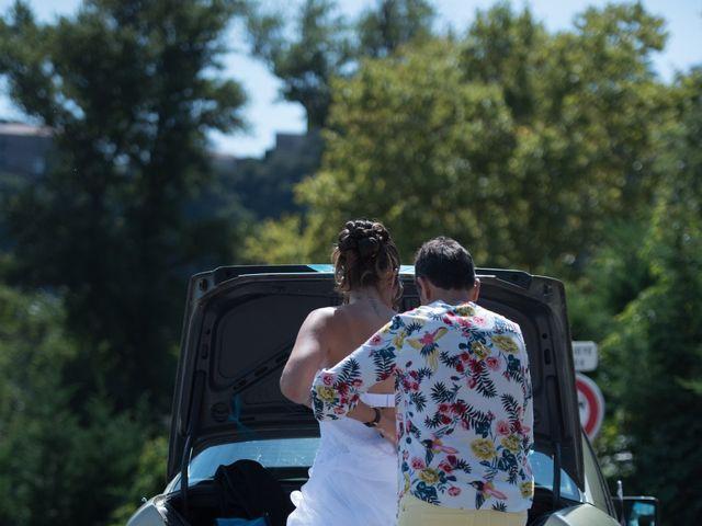 Le mariage de Antoine et Clarisse à Ribes, Ardèche 16