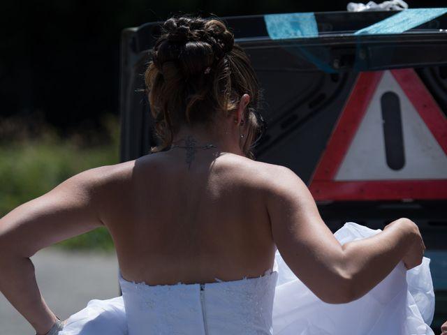 Le mariage de Antoine et Clarisse à Ribes, Ardèche 17