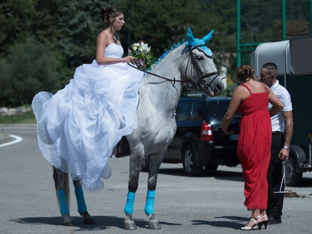 Le mariage de Antoine et Clarisse à Ribes, Ardèche 18