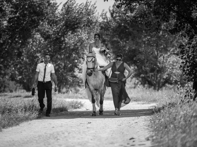 Le mariage de Antoine et Clarisse à Ribes, Ardèche 19