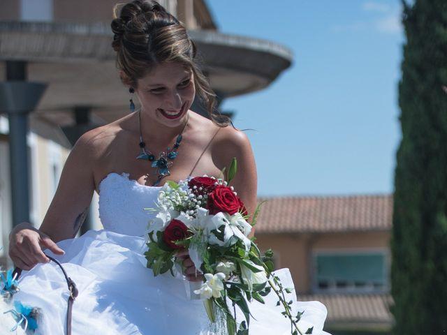 Le mariage de Antoine et Clarisse à Ribes, Ardèche 20