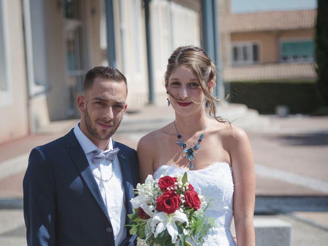 Le mariage de Antoine et Clarisse à Ribes, Ardèche 22