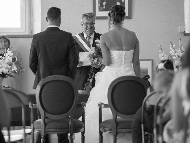 Le mariage de Antoine et Clarisse à Ribes, Ardèche 24
